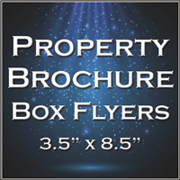 Property Box Flyer Brochures