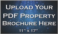 "11""x17"" Property Brochure - Upload Your File"