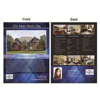 "Property Brochures 8.5"" x 11"" 3008"