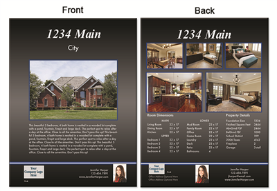 "Property Brochures 8.5"" x 11"" 3005"