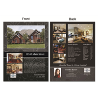 "Property Brochures 8.5"" x 11"" 3010"