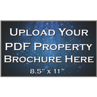 "Property Brochures 8.5""x11.0""- Upload Your Files"