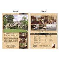 "Property Brochures 8.5"" x 11"" 2997"