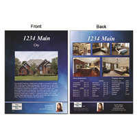 "Property Brochures 8.5"" x 11"" 3006"