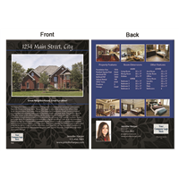 "Property Brochures 8.5"" x 11"" 3007"