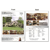 "Property Brochures 8.5"" x 11"" 2998"