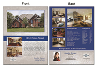 "Property Brochures 8.5"" x 11"" 3009"