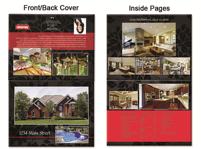 "Property Brochures 11"" x 17"" 7007"
